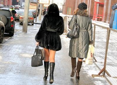 Risultati immagini per vestirsi russi